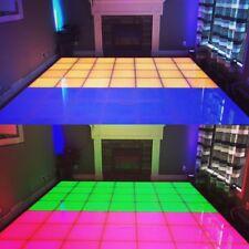 LED Dance Floor - Be your own boss! 64 piece dance floor