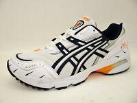 Asics Gel-1090 Sneaker Turnschuhe Sportschuhe Laufschuhe Herren Gr.43,5 Weiß