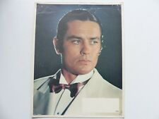 photo  22x29   ALAIN DELON   0003