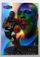 1999 98-99 Flair Showcase Power Row 3 Paul Pierce Rookie RC #29, Boston Celtics