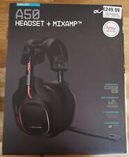 Astro A50 Gen 1 Gaming Headset, PlayStation, Xbox, PC, Boxed, Damaged Headband.