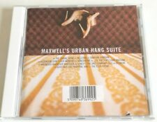 MAXWELL S URBAN HANG SUITE CD ALBUM 1996 OTTIMO SPED GRATIS SU + ACQUISTI!!
