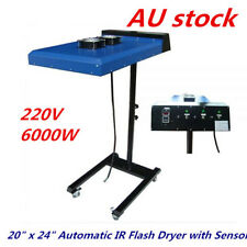 "Australia Stock 20"" x 24"" Automatic IR Flash Dryer with Sensor (220V) 6000W"