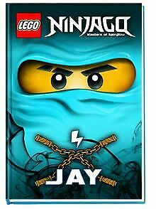 LEGO Ninjago Jay von Farshtey, Greg | Buch | Zustand gut