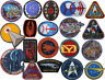 Star Trek Badge Embroidered Patch Sew/Iron - on