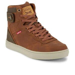 Levis Mens Jeffrey Hi WX C Fashion Hightop Sneaker, Adult Sneaker