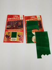 NEW!! Vintage Rogers Softouch Self Sticking Velour Furniture Protection Pads