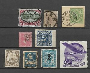 COLLECTION OF MAINLY OLD AUSTRIA AUSTRIAN STAMPS USED AND UNUSED