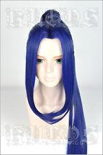 Fate/stay night Assassin Sasaki Kojiro Game Anime Costume Cospaly Wig +Free Cap