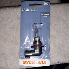 Sylvania Basic 9005 HB3 65W Two Bulbs Head Light Dual Beam Replacement Plug Play