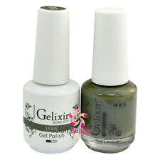 GELIXIR Soak Off Gel Polish Duo Set (Gel + Matching Lacquer) - 133