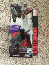 Transformers Generations - Titans Return - Laserbeak  - Moc