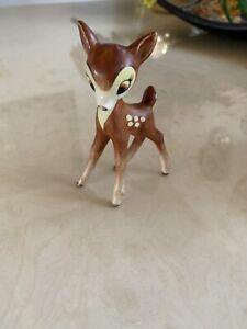 Kleine Bambi Figur 60er