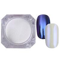 1G Mirror Glitter Powder Chrome Nail Art  Pigment Dust Tips BORN PRETTY