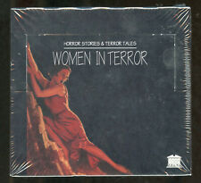 Vintage: WOMEN IN TERROR Trading Cards. Unopened box. 1993