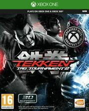 Tekken Tag Tournament 2 Greatest Hits Xbox One & 360 * NEW SEALED PAL *