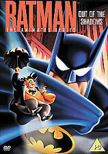 Batman - The Animated Series - Vol. 3 - Out Of The Shadows (DVD, 2005)freepost
