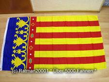 Fahnen Flagge Spanien Valencia - 90 x 150 cm