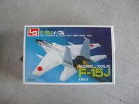 LS Japan F-15J McDonnell Douglas Fighter Airplane Model Kit 1/144 MIB