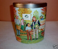 """2006 Ashdon Farms """"1990's GIRL SCOUTS Promise"""" Collectible Tin - 3rd in Series"""