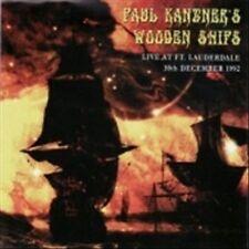 Paul Kantner's Wooden Ships, Live At FT. Lauderdale 30th December 1992, New Live