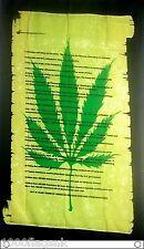 Cannabis Leaf Marijuana Rastafarian Rasta 5'x3' Flag