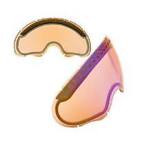 NEW Oakley A-Frame 1.0 Snow Replacement Lens: H.I. Persimmon, 02-262