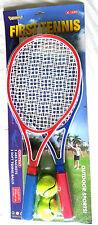 Set da Tennis All'aperto per spiaggia, giardino o parco 2 Racchette ABS/Racchette 2 palline