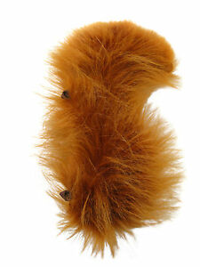 Red Squirrel Fancy Dress Tail Child Children Boys Girls & Adult Carnival Party