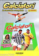 CALCIATORI PANINI=1993/94=RISTAMPA INTEGRALE DELL'ALBUM=EDITO DA  PANINI-GDS