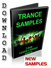 Trance échantillons-Motif Recharge-Steinberg HALion-Cubase-fl studio-WAV