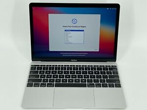 MacBook 12 Silver Early 2015 1.3GHz M 8GB 512GB SSD - Excellent - Bad Battery