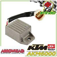 Plancha Regulador de Tensión Arrowhead KTM 525 MXC Desierto Racing 2005