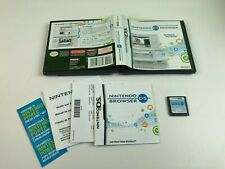 Nintendo DS Browser Complete in Case
