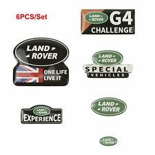 Logo Sticker Labels for Traxxas TRX4 RC4WD D110 D90 Land Rover Defender RC Car