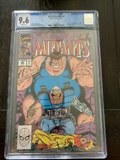 New Mutants #88 CGC 9.6 W/P'2nd App..CABLE! Liefeld /McFarlane C&A
