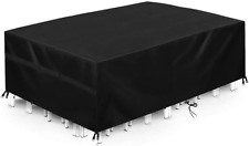 Garden Furniture Covers Outdoor Furniture Cover 600d Heavy Duty Oxford Polyester
