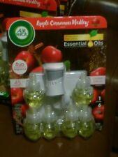 Apple Cinnamon Medley Air Wick. 1 Warmer 6refils. Limited Edition