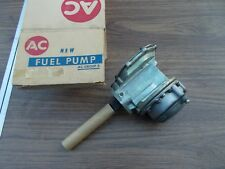 NOS 1961 AC GM Oldsmobile Fuel Pump 3415 5621760 Never Installed Starfire 88 98