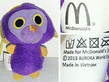 2013@ SCIMMIA MCDONALD'S PELUCHE - Monkey Plush Pupazzo Mc Donald Adverting Toy