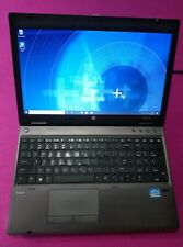 Fast 00006000 ! Hp Probook 6570b laptop Intel I7-3610qm 2.3-3.3ghz 8Gb ram 500Gb hdd W10