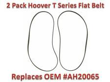 2 Hoover Windtunnel T Series Vacuum Cleaner Belts Style 65 AH20065 562289001