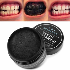 Natural Teeth Whitening Powder - Made with Organic Coconut Activated Charcoal