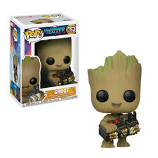 Guardians of the Galaxy Vol. 2 Groot with Bomb Exclusive Pop! Vinyl Figure #263