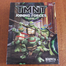 TMNT Joining Forces Game 2007 Complete