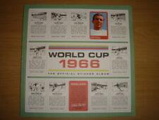 2016 Goodwood Revival Programme (World Cup 1966 Sticker Album)