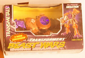 Hasbro Kenner Transformers Beast Wars Transmetal Megatron MISB new sealed Mega