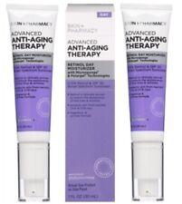 2 New Cvs Advanced Anti-Aging Therapy Retinol Day Moisturizer Free Shipping Usa