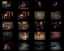 Bobine film 8mm Amateur famille Zoo an. 1960 70