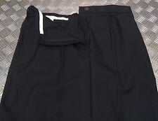 Genuine British Black WPC Police// MDP MET Temperate Skirt Bobby Old Bill Retro